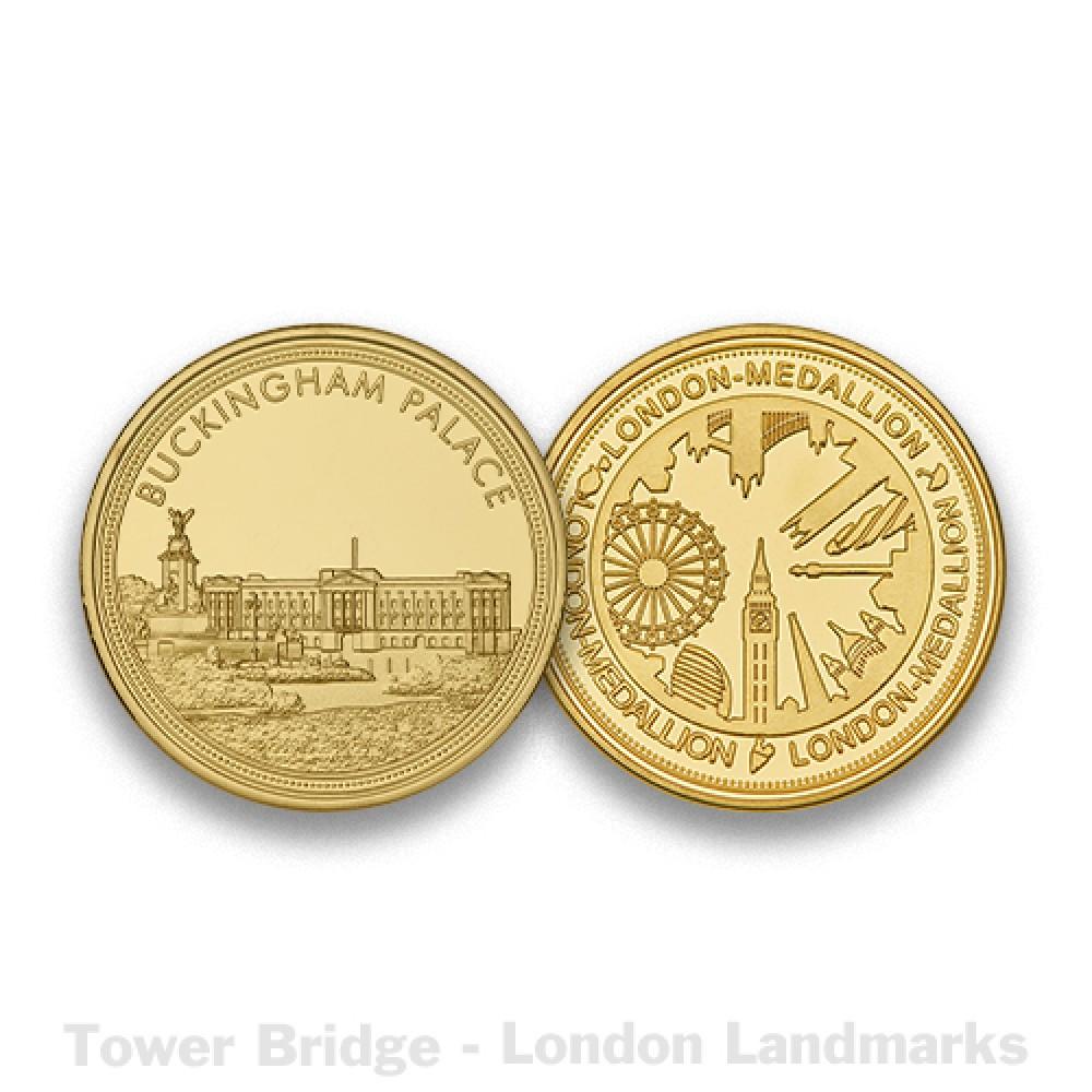 Buckingham Palace - L Landmarks