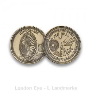 London Eye Bronze