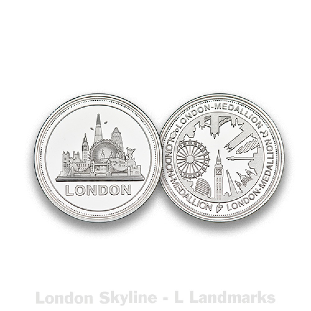 London Skyline - L Landmarks