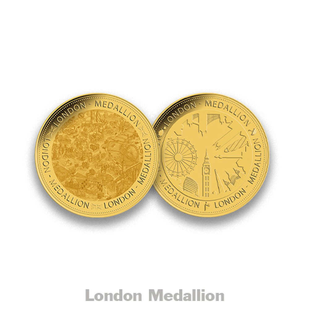 London Map - Landmarks