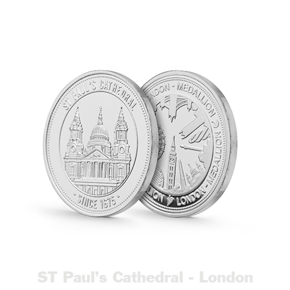 ST Paul's Cathedral - Landmarks